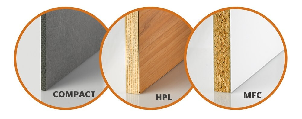Different types of laminates that Novacel protects