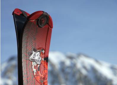 Protective films for high end skis