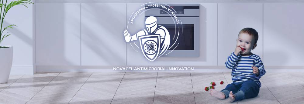 Novacel Antimicrobial protective films