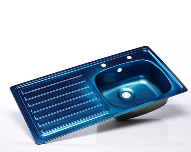 Protective film for sinks